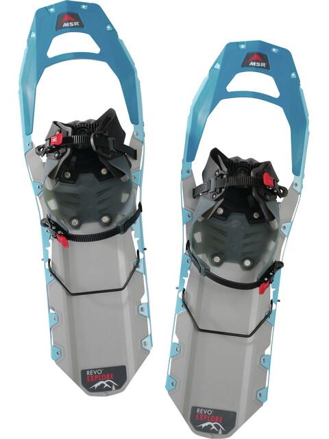MSR Revo Explore 25 Snowshoes Women Aquamarine